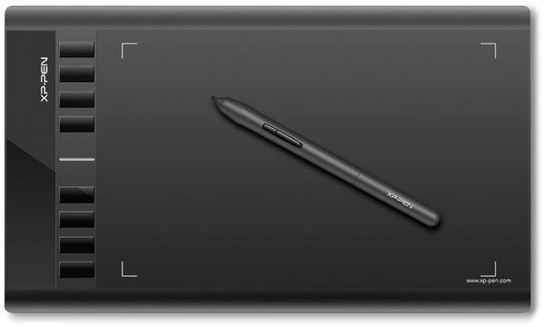 Grafiktablet XP-PEN Star 03 V2 - Produktbild 4