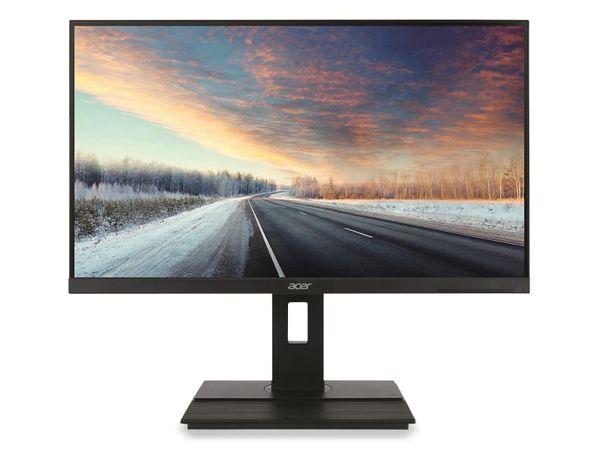 "Monitor ACER B276HULE, 27"", EEK: B, DVI, HDMI, DP, USB"