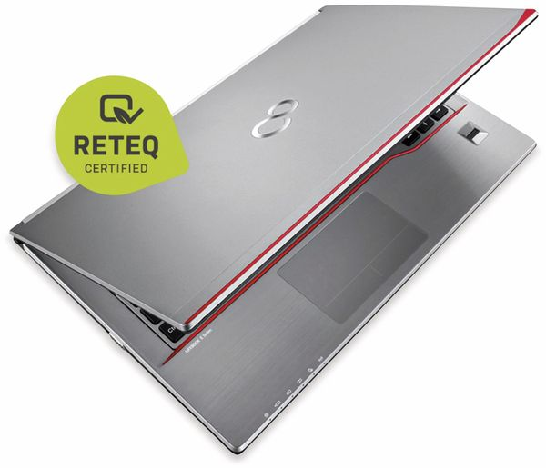 "Notebook FUJITSU Lifebook E736, 13,3"", Intel i5, 8GB RAM, Win10P, Refurbished"