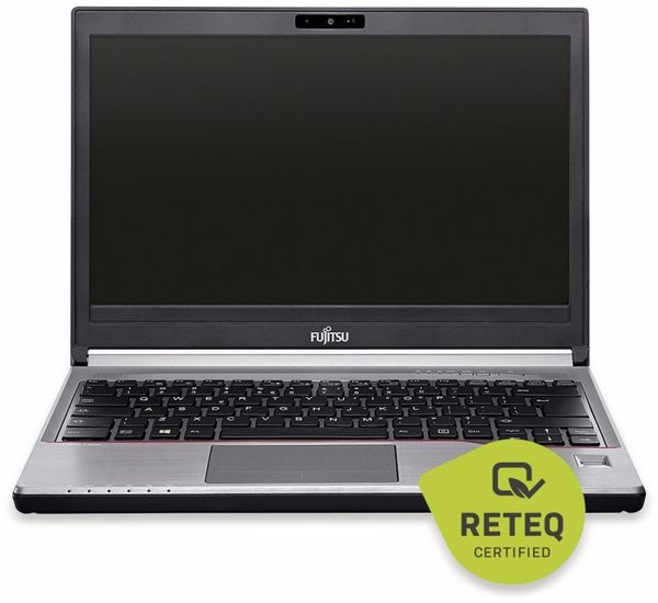 "Notebook FUJITSU Lifebook E736, 13,3"", Intel i5, 8GB RAM, Win10P, Refurbished - Produktbild 3"