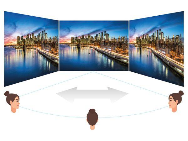 Monitor ODYS XP 32, 2560x1440, EEK: A, HDMI, 2x DP - Produktbild 2