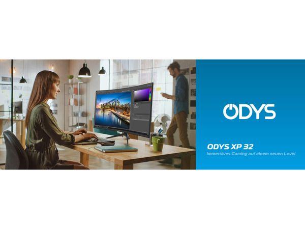 Monitor ODYS XP 32, 2560x1440, EEK: A, HDMI, 2x DP - Produktbild 13