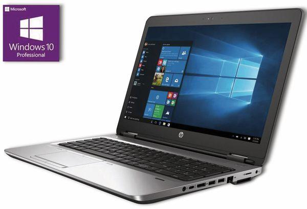 Notebook HP ProBook 650 G2, Intel i5, 256GB SSD, Refurbished