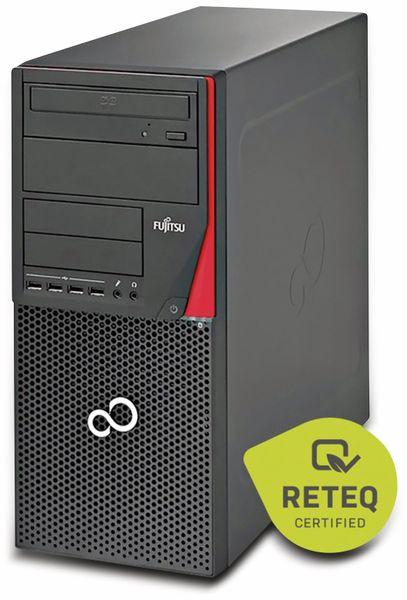 PC FUJITSU Esprimo P720 E85+, Intel i5, 512GB SSD, Win10H, Refurb. - Produktbild 2