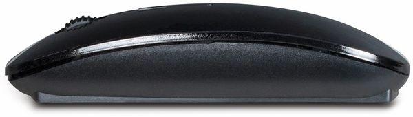 Funkmaus INTER-TECH M-229, flach - Produktbild 3