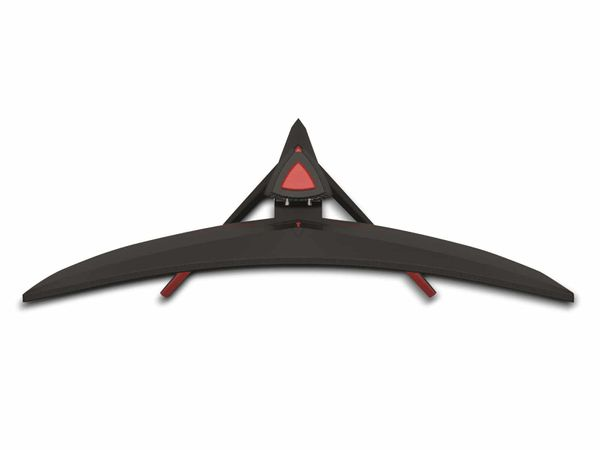 "Monitor LC-POWER M34-UWQHD-144-C, G (A bis G), UWQHD, Curved, 34"" - Produktbild 4"