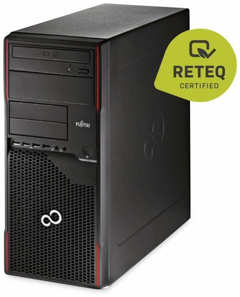 PC FUJITSU Esprimo P700, i5, 12 GB RAM, 240GB/2TB SSD HDD, Win10H - Produktbild 2