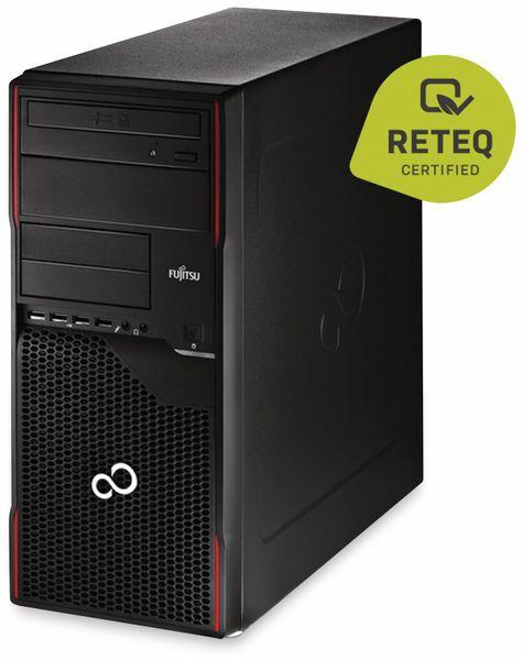 PC FUJITSU Esprimo P700, i5, 12 GB RAM, 240GB/2TB SSD HDD, Win10H - Produktbild 3