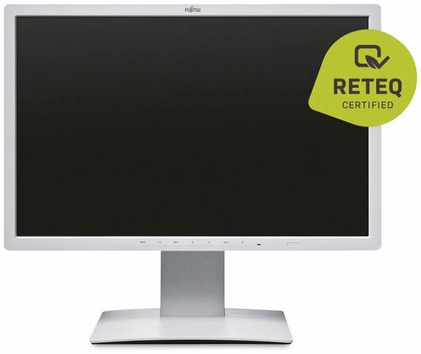 """Monitor FUJITSU B24W-7, 24"""", VGA, DVI-D, DP, Refurbished"""