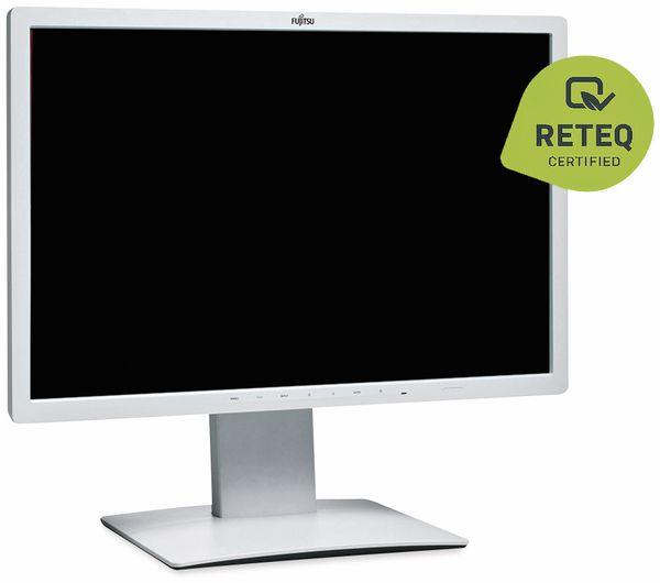 """Monitor FUJITSU B24W-7, 24"""", VGA, DVI-D, DP, Refurbished - Produktbild 2"""