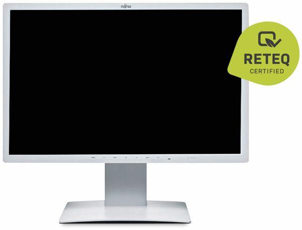 """Monitor FUJITSU B24W-7, 24"""", VGA, DVI-D, DP, Refurbished - Produktbild 3"""