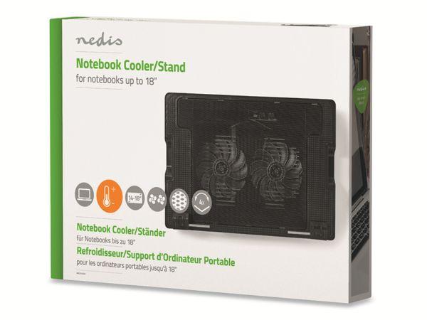 Laptop-Kühler NEDIS NBCR200BK - Produktbild 3
