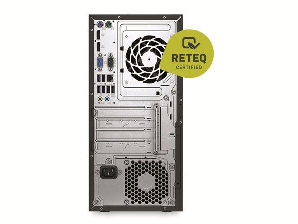 PC HP ProDesk 600 G2 MT, G4520 3,6GHz, 16GB, 2TB HDD, 128GB SSD, Win10Pro, Refurbished - Produktbild 4