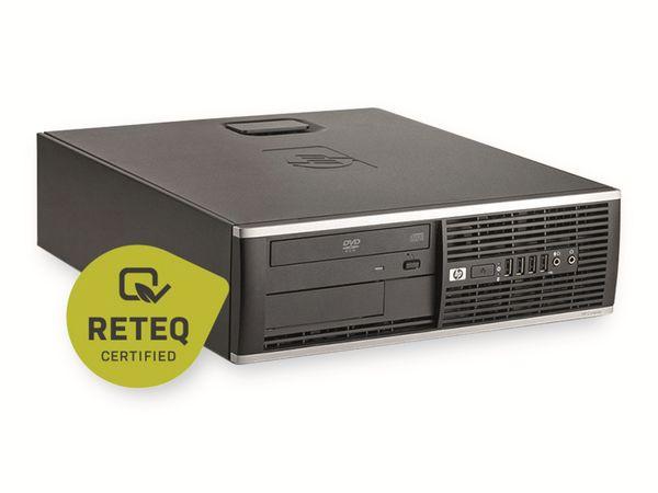 PC HP Compaq 8300 Elite SFF, Intel i5, 8GB, 120GB SSD, 500GB HDD, Win10H, Refurbished - Produktbild 2
