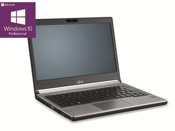 "Notebook FUJITSU Lifebook E736, 13"", i5 6300U, 8GB, 256GB SSD, Win10P, Refurbished"