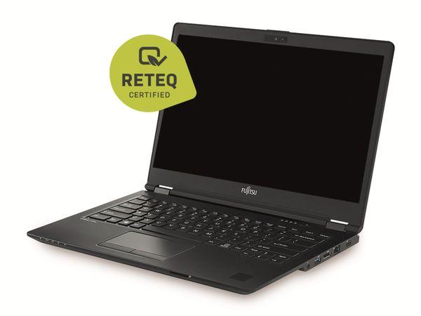 """Laptop FUJITSU Lifebook U747, 14"""", 16GB, 256GB SSD, Win10P, LTE, Refurbished"""