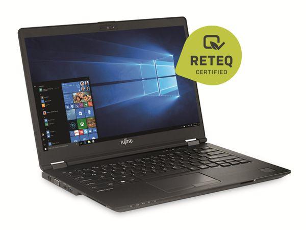 """Laptop FUJITSU Lifebook U747, 14"""", 16GB, 256GB SSD, Win10P, LTE, Refurbished - Produktbild 2"""