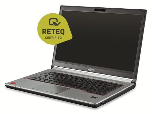 "Laptop FUJITSU Lifebook E744, 14"", i5, 8GB RAM, 256GB SSD, Win10P, Refurb."