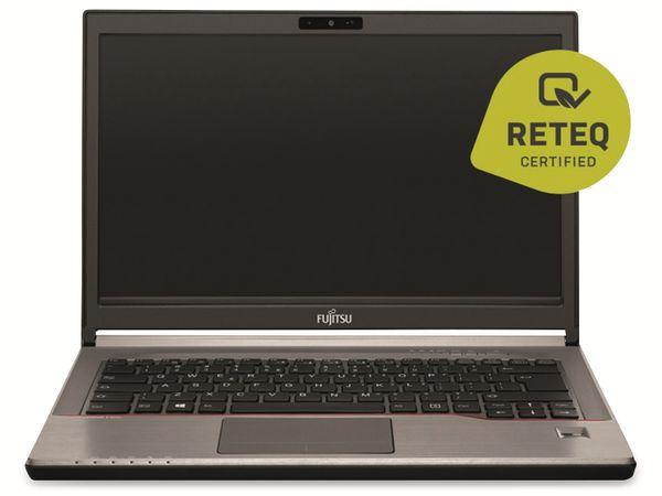 """Laptop FUJITSU Lifebook E744, 14"""", i5, 8GB RAM, 256GB SSD, Win10P, Refurb. - Produktbild 4"""