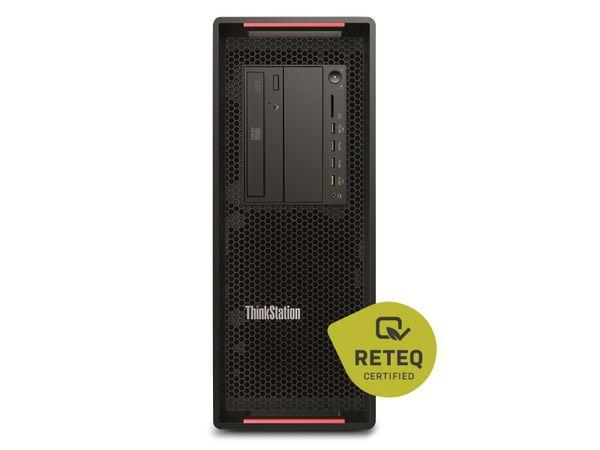 PC LENOVO ThinkStation P500 30A6, Intel Xeon, 16GB RAM, Win10P, Refurbished - Produktbild 3
