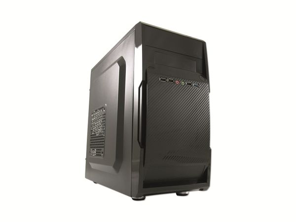 PC JOY-IT PO-PC0007, AMD Ryzen 5 - 3500X, 8 GB RAM, 500 GB SSD/1TB HDD, Win10P