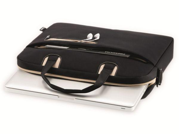 """Notebook-Tasche HAMA Sidney, 14,1"""", schwarz/beige - Produktbild 3"""