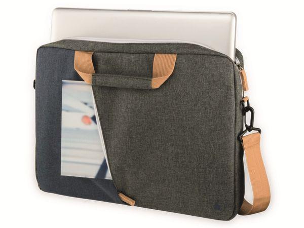 "Notebook-Tasche HAMA Florenz, 13,3"", marineblau/dunkelgrau - Produktbild 2"
