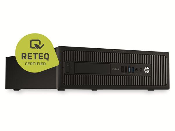 PC HP Prodesk 600 G1 SFF, Intel i3, 16GB RAM, 240GB SSD/2TB HDD, Win10P, Refurbished