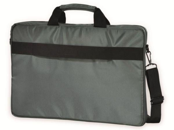 """Notebook-Tasche HAMA Kapstadt II, 14,1"""", grau/grün - Produktbild 4"""