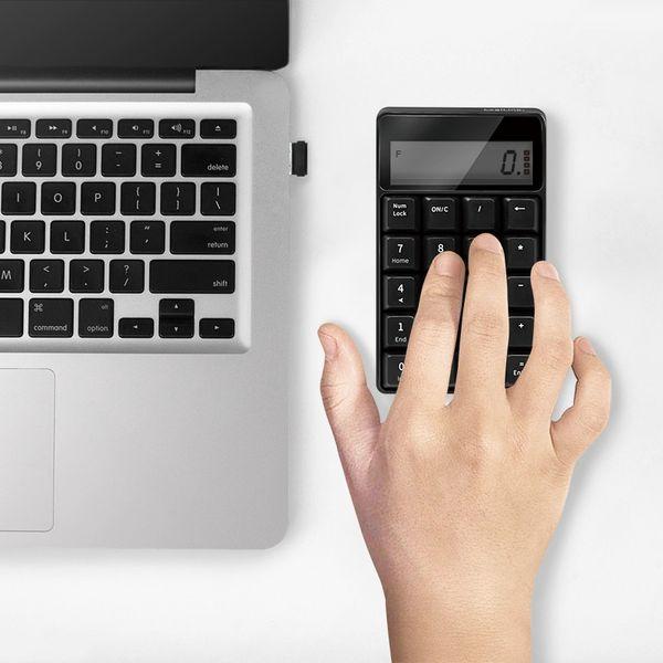 Keypad LOGILINK ID0199, Taschenrechner, 2,4 GHz, 20 Tasten - Produktbild 2