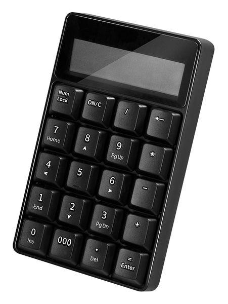 Keypad LOGILINK ID0200, Taschenrechner, Bluetooth, 20 Tasten