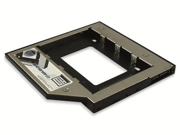 """Festplattenadapter LC-POWER LC-ADA-525-25-NB, 5,25"""" auf 2,5"""" - Produktbild 2"""