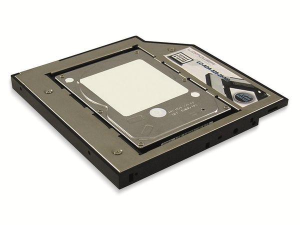 """Festplattenadapter LC-POWER LC-ADA-525-25-NB, 5,25"""" auf 2,5"""" - Produktbild 4"""