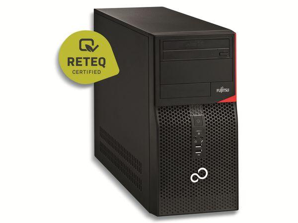 PC FUJITSU Esprimo P520 E85+, Intel i5, 24GB RAM, 1 TB SSD, Win10P, Refurbished