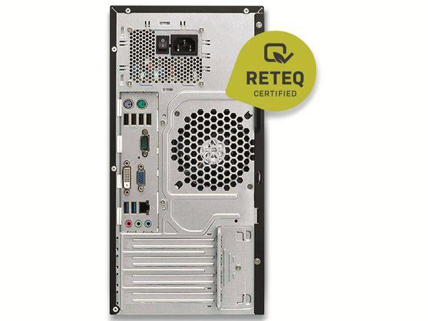 PC FUJITSU Esprimo P520 E85+, Intel i5, 24GB RAM, 1 TB SSD, Win10P, Refurbished - Produktbild 3