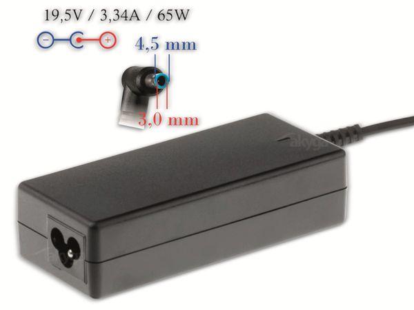 Notebook-Netzteil AKYGA AK-ND-25, 65 W, 19,5 V, 3,33 A
