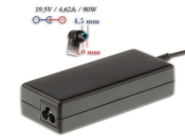Notebook-Netzteil AKYGA AK-ND-26, 90 W, 19,5 V, 4,62 A