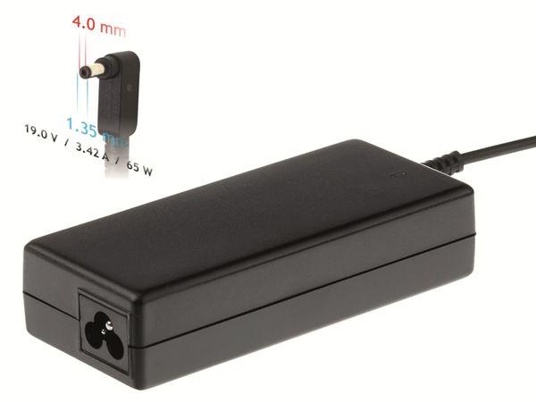Notebook-Netzteil AKYGA AK-ND-55, 65 W, 19 V, 3,33 A - Produktbild 2