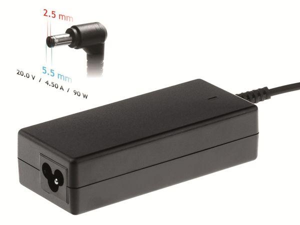 Notebook-Netzteil AKYGA AK-ND-71, 90 W, 20 V, 4,5 A - Produktbild 2