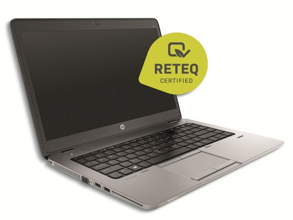 "Notebook HP Elitebook 840 G2, 14"", Intel i5, 240 GB SSD, WIn10P, Refurbished"