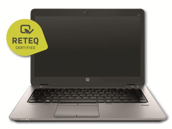"Notebook HP Elitebook 840 G2, 14"", Intel i5, 240 GB SSD, WIn10P, Refurbished - Produktbild 2"