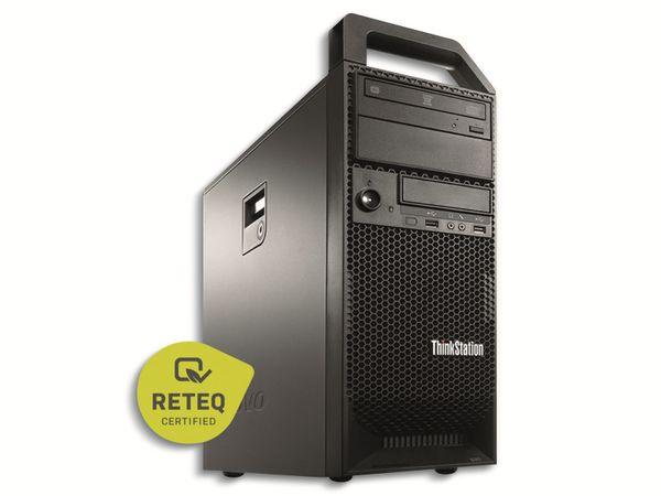 PC LENOVO ThinkStation S30, Intel Xeon, 16GB RAM, 240 GB/1TB HDD, Refurbished