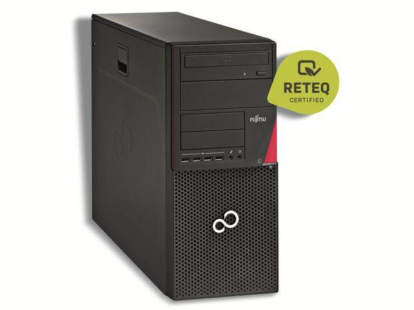 PC FUJITSU Esprimo P956 E90+, Intel i5, 1 TB SSDH, 8GB RAM, Win10P, Refurbished