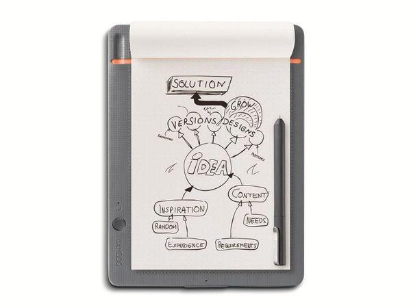 SmartPad WACOM Bamboo Slate S, A5 Format