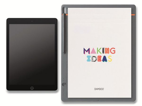 SmartPad WACOM Bamboo Slate L, A4 - Produktbild 3