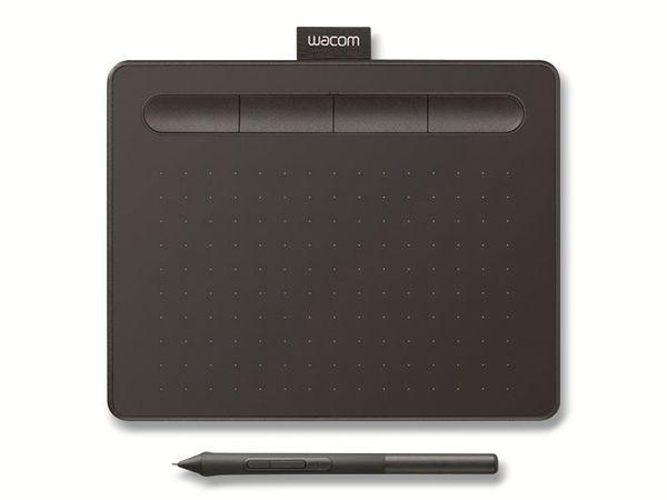 "Grafiktablet WACOM Intuos S, 7"", kabelgebunden, schwarz"