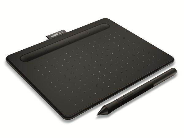 "Grafiktablet WACOM Intuos S, 7"", kabelgebunden, schwarz - Produktbild 3"