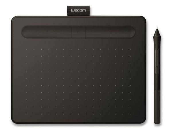 "Grafiktablet WACOM Intuos S, 7"", Bluetooth, schwarz"
