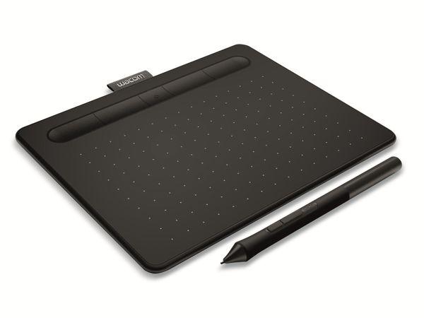 "Grafiktablet WACOM Intuos S, 7"", Bluetooth, schwarz - Produktbild 2"
