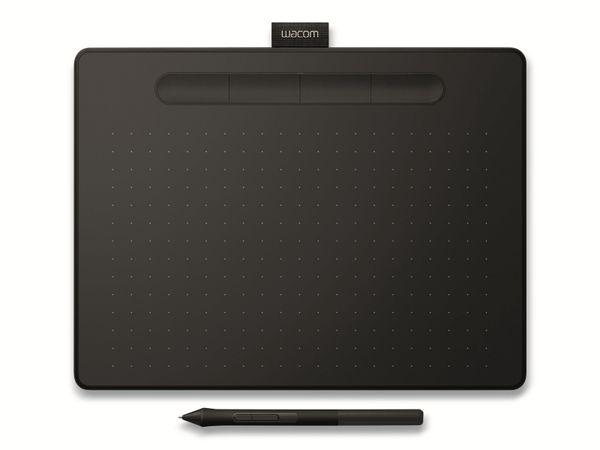 "Grafiktablet WACOM Intuos M, 10"", Bluetooth, schwarz"